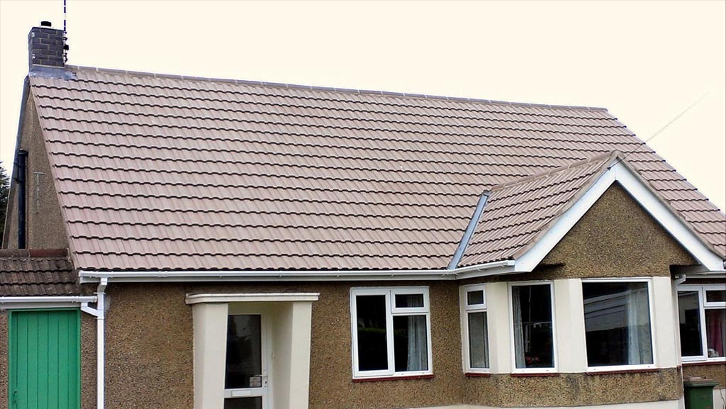 new-Concrete-tiled-roof
