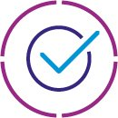 web icons tick